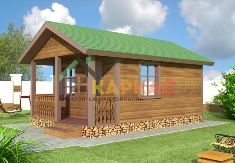 фото из проекта дома 4х6