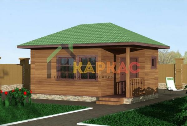 проекты и планировка каркасной бани 4х6 метров